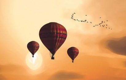 Top 50 hình nền khinh khí cầu cho điện thoại full hd cực chất