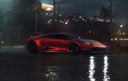 Top 50 hình nền xe ô tô Lamborghini Murcielago chất lượng full hd