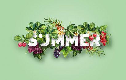 Top 30 hình nền chào hè – Hello Summer dễ thương cho máy tính