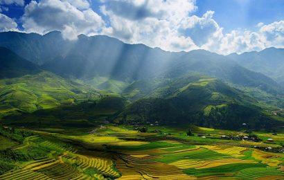 Top 20 hình nền gam màu của Mù Cang Chải của Việt Nam full hd