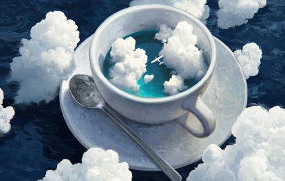 Top 30 hình ảnh tách trà chào buổi sáng – Good Morning thơ mộng