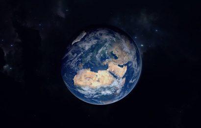 Tuyển tập bộ hình nền trái đất được nhìn từ ngoài không gian đẹp full hd