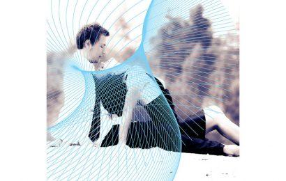Ghép và lồng ảnh vào khung ảnh không gian nghệ thuật 3D lung linh