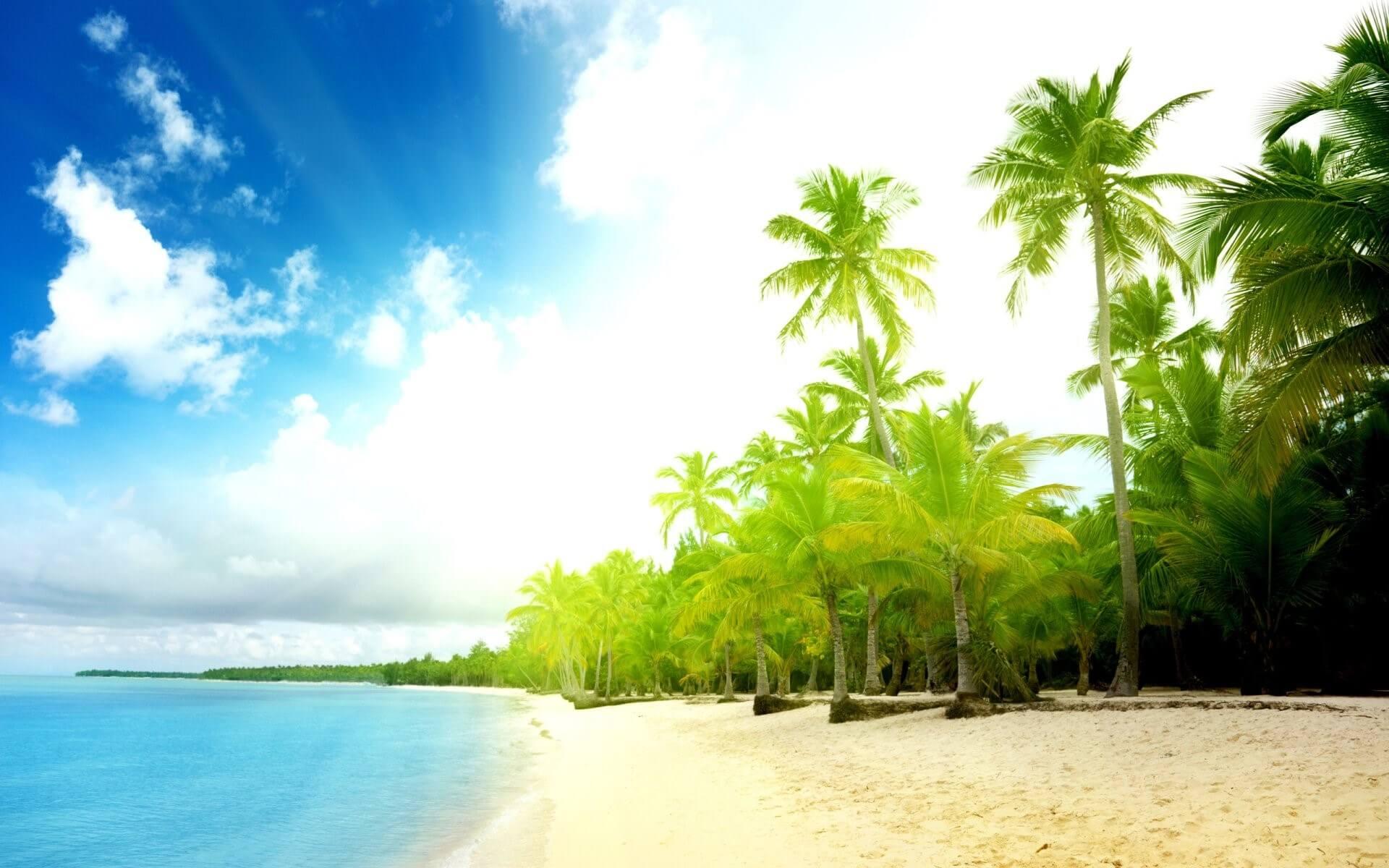 hình ảnh phong cảnh thiên nhiên với bãi biển số 33