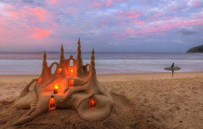 Top 50 hình ảnh và nền phong cảnh thiên nhiên với bãi biển thơ mộng