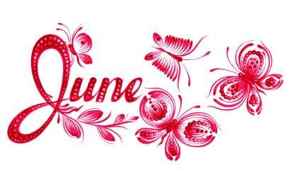 Top 50 hình nền chào tháng 6 – hello june với mùa hạ rực lửa
