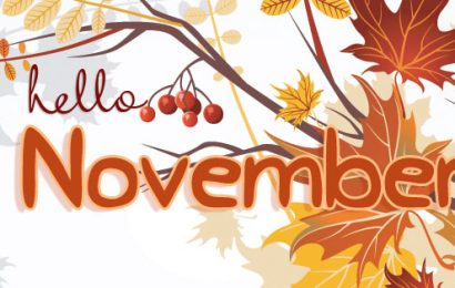 49+ Ảnh bìa – ảnh cover facebook chào tháng 11-Hello November