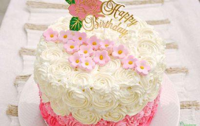 Top 50 hình ảnh bánh sinh nhật đẹp kèm lời chúc mừng sinh nhật