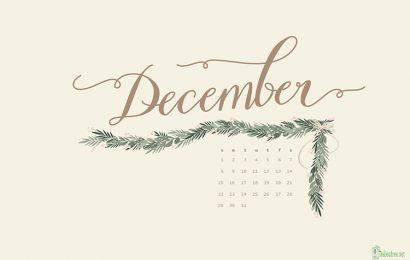 Top 50 hình ảnh kèm Status chào tháng 12 – Hello December